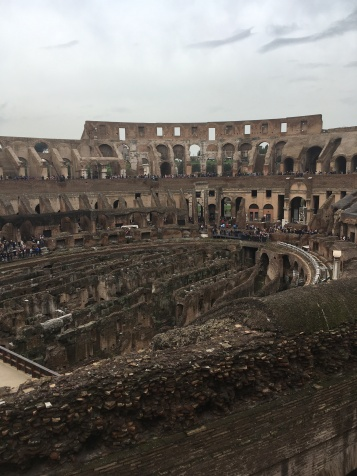Another view of colloseum